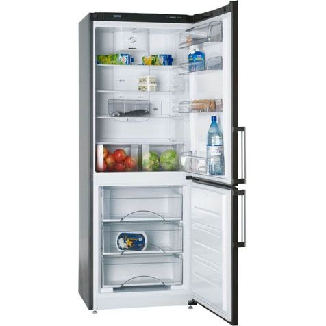 Холодильник ATLANT ХМ 4521-080 ND - ящики и полки