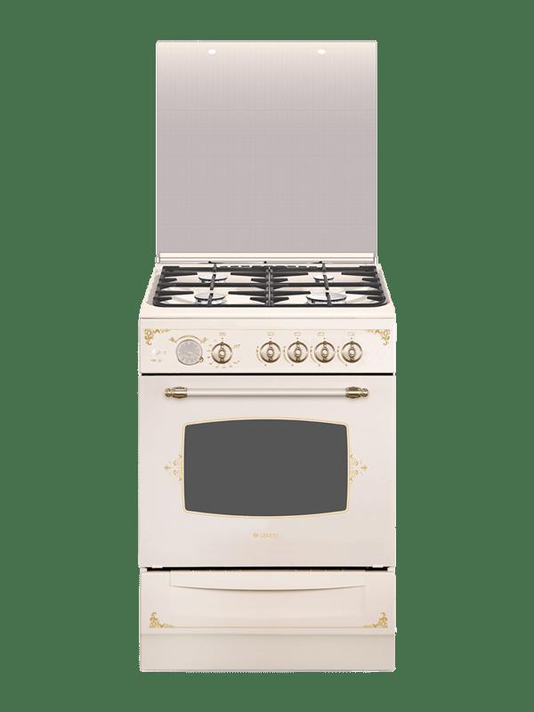 Газовая плита Gefest 6100-03 0279 с крышкой