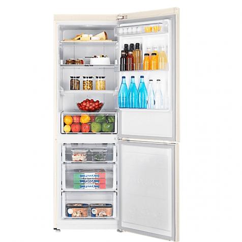 Холодильник Samsung RB33J3420EF - внутренняя расстановка